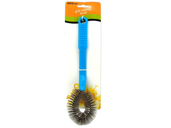 Barbecue grill brush
