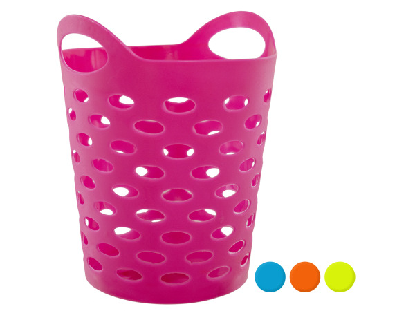 Flexible Round Basket
