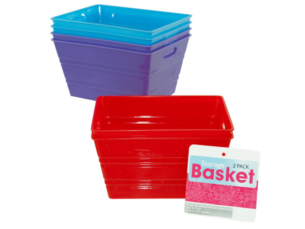 Mini Multi-purpose Plastic Tubs