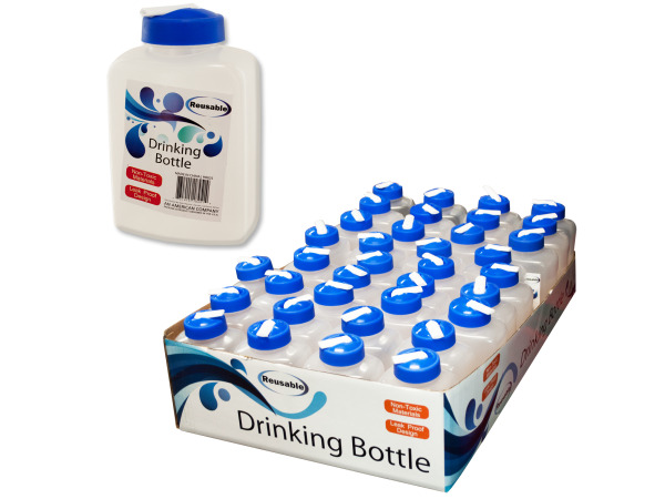 Water Bottle Counter Top Display