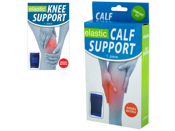 Elastic Support Brace (calf and knee)