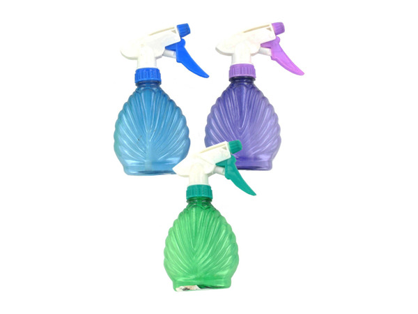 Shell-shaped water bottles