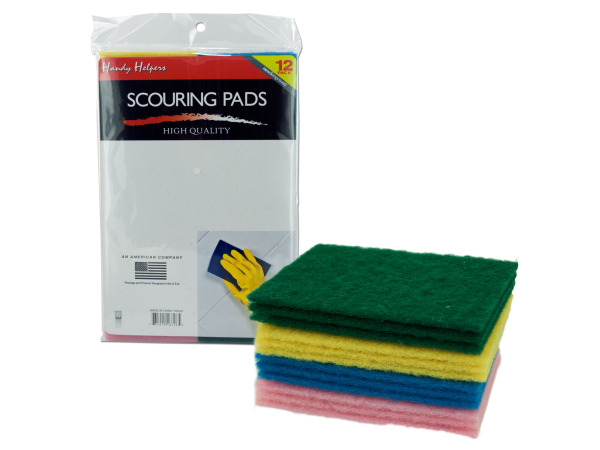 Scouring pads value pack