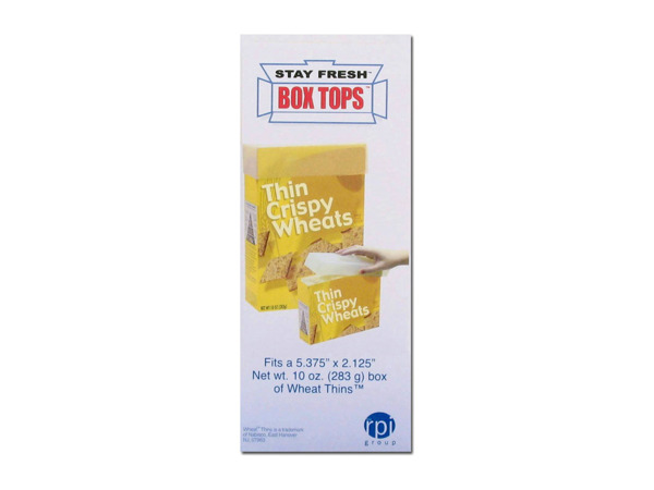 nabisco wheat thins box top