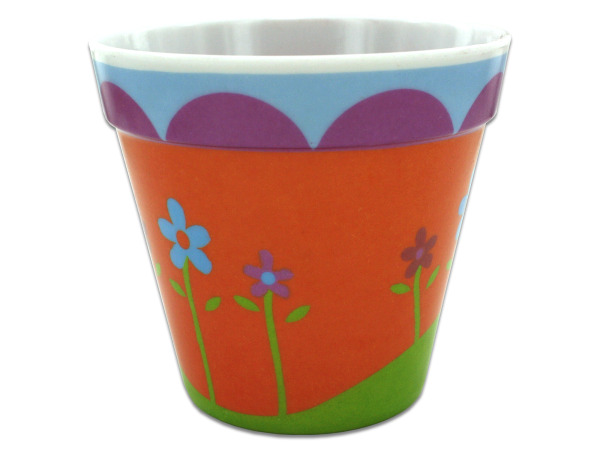 Melamine Flower Pot
