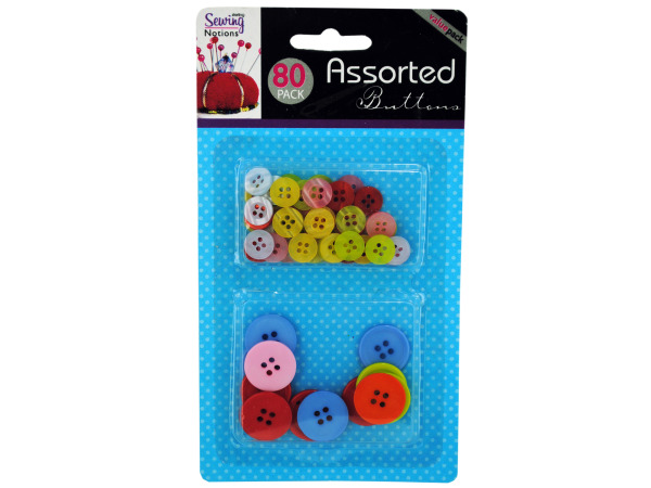 Sewing buttons value pack