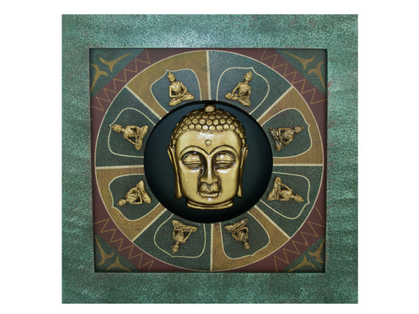 budda wall decor 13018