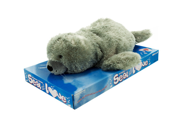 singing seal plush 13755