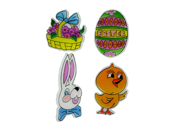 Easter pins, assorted designs