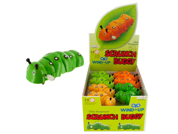 scrunch buggy catepillar