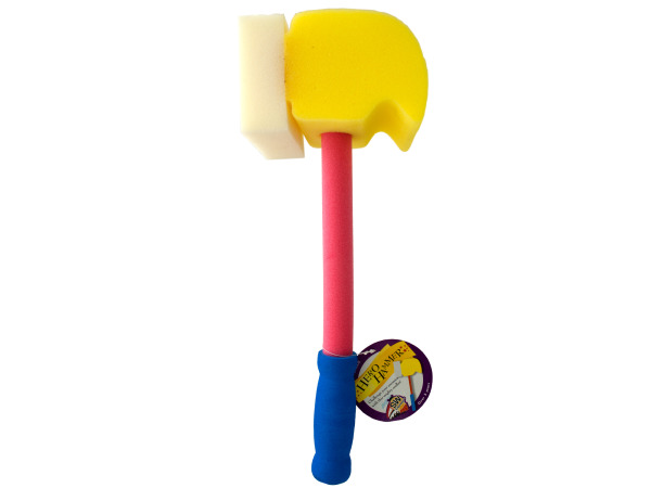 foam hammer w/handle