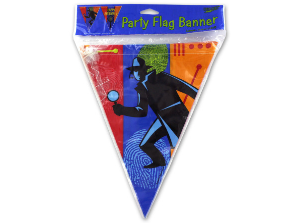 party flag banner 12 ft
