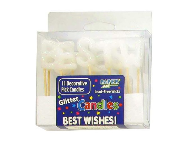 Best wishes candles