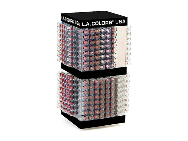 lipstick display 348 pc/ 48 colors