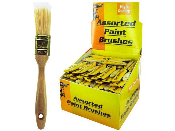 Paintbrush Counter Top Display