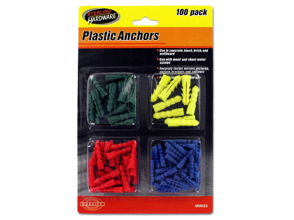 Plastic Anchors