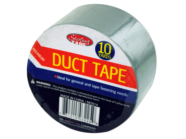 10 yard roll duct tape