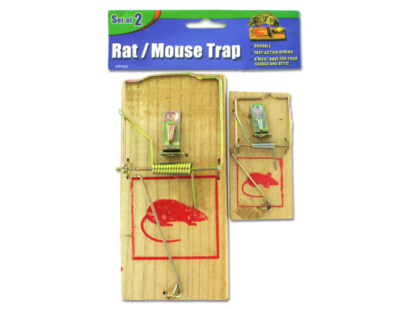 Rat and mouse trap