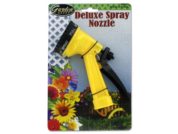 Multi-setting spray nozzle