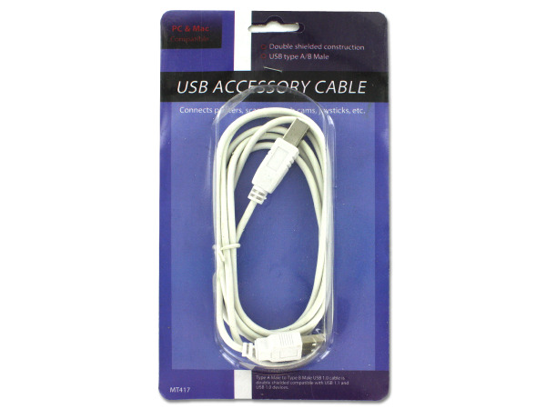 USB accessory cable