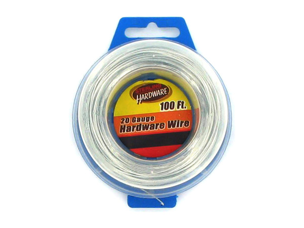 100 Foot 20 gauge hardware wire