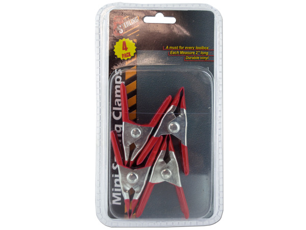Mini spring clamps