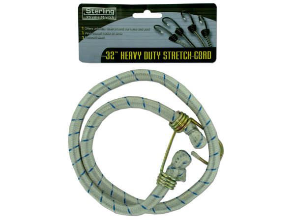 "32"" Heavy duty stretch cord"