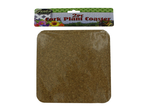 2 Pack plant coasters