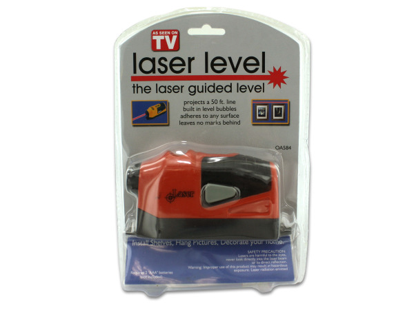 Laser Guided Level