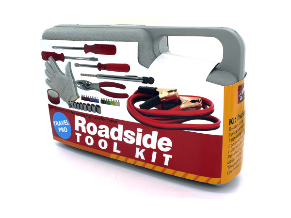Emergency Roadside Travel Tool Kit