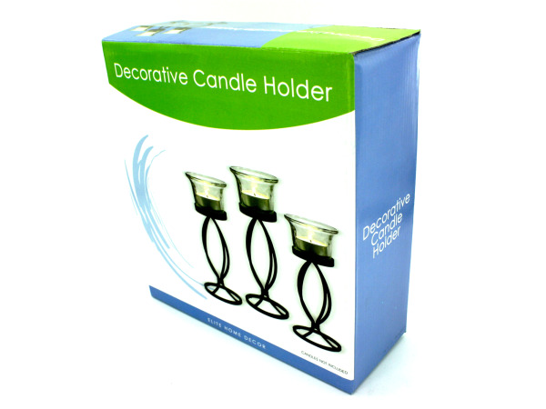 Decorative Candle Holders With Stand