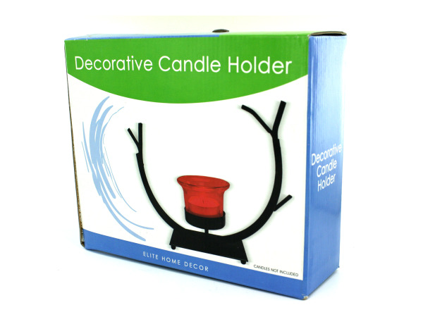 Branch Design Candle Holder Set
