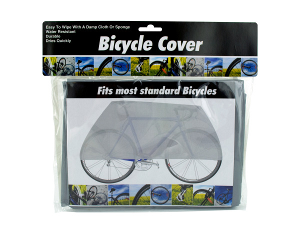 Vinyl Bicycle Cover