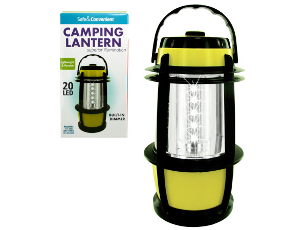 20 LED Light Lantern