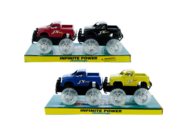 2 pack friction car 3 colors