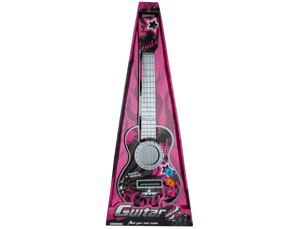 Battery Operated Beautiful Melody Musical Guitar