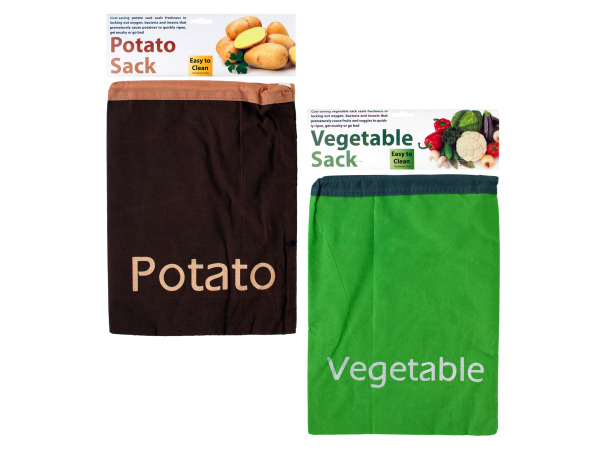vegetable/potato sack