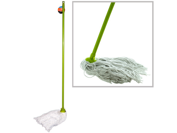 Super Absorbent Cotton Floor Mop