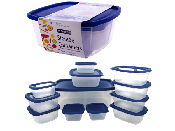 Food Storage Container Value Pack