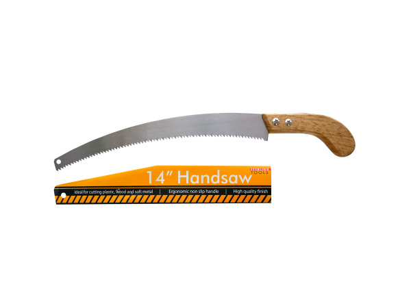 Curved Handsaw