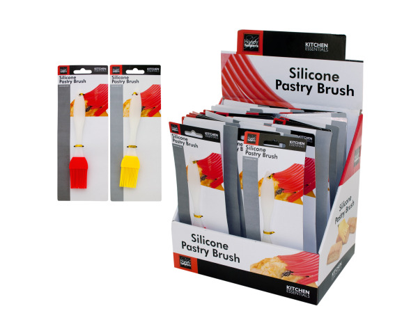 Silicone Brush Counter Top Display