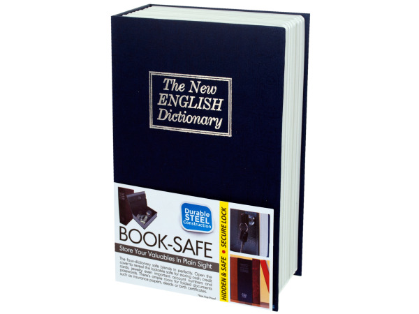 Hidden Dictionary Book Safe