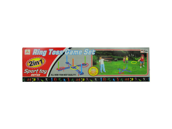 Ring Toss Game Set