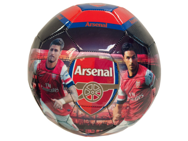 arsenal photo soccer ball