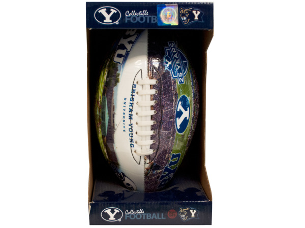 byu inflated football