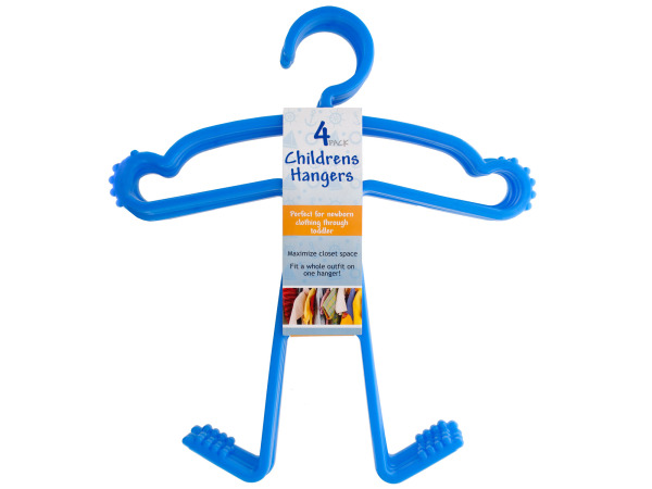 Baby Boys Clothes Hanger Set