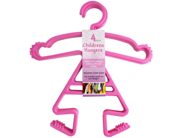 Baby Girls Clothes Hanger Set