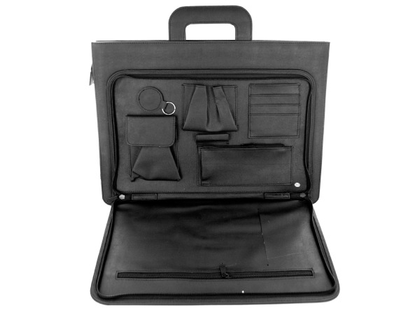 Briefcase with Carrying Strap