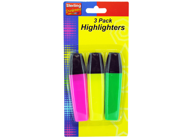 Highlighter set