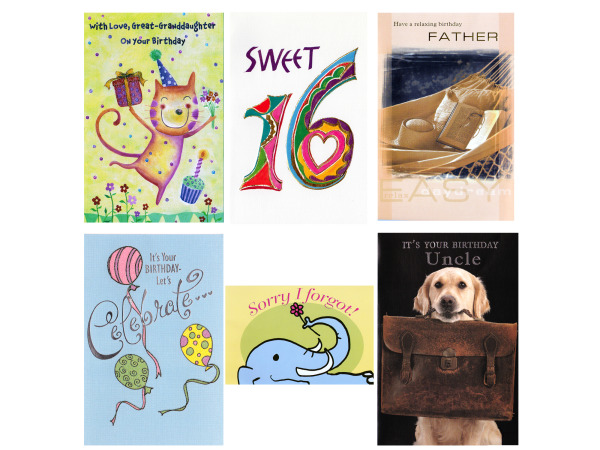 greeting card assortment